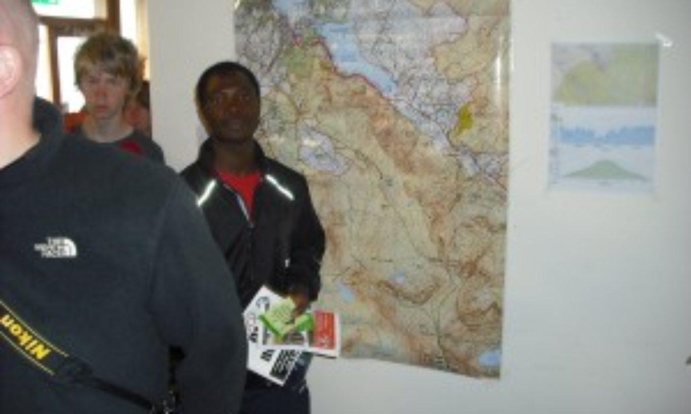 Amidou's Snowdon training plan
