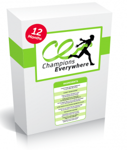 CE coaching package box