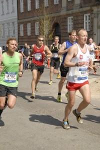 Cooked in Copenhagen marathon