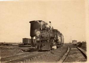 steam train fartlek