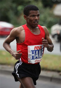 Haile muscles