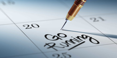 Plan your running with a coach