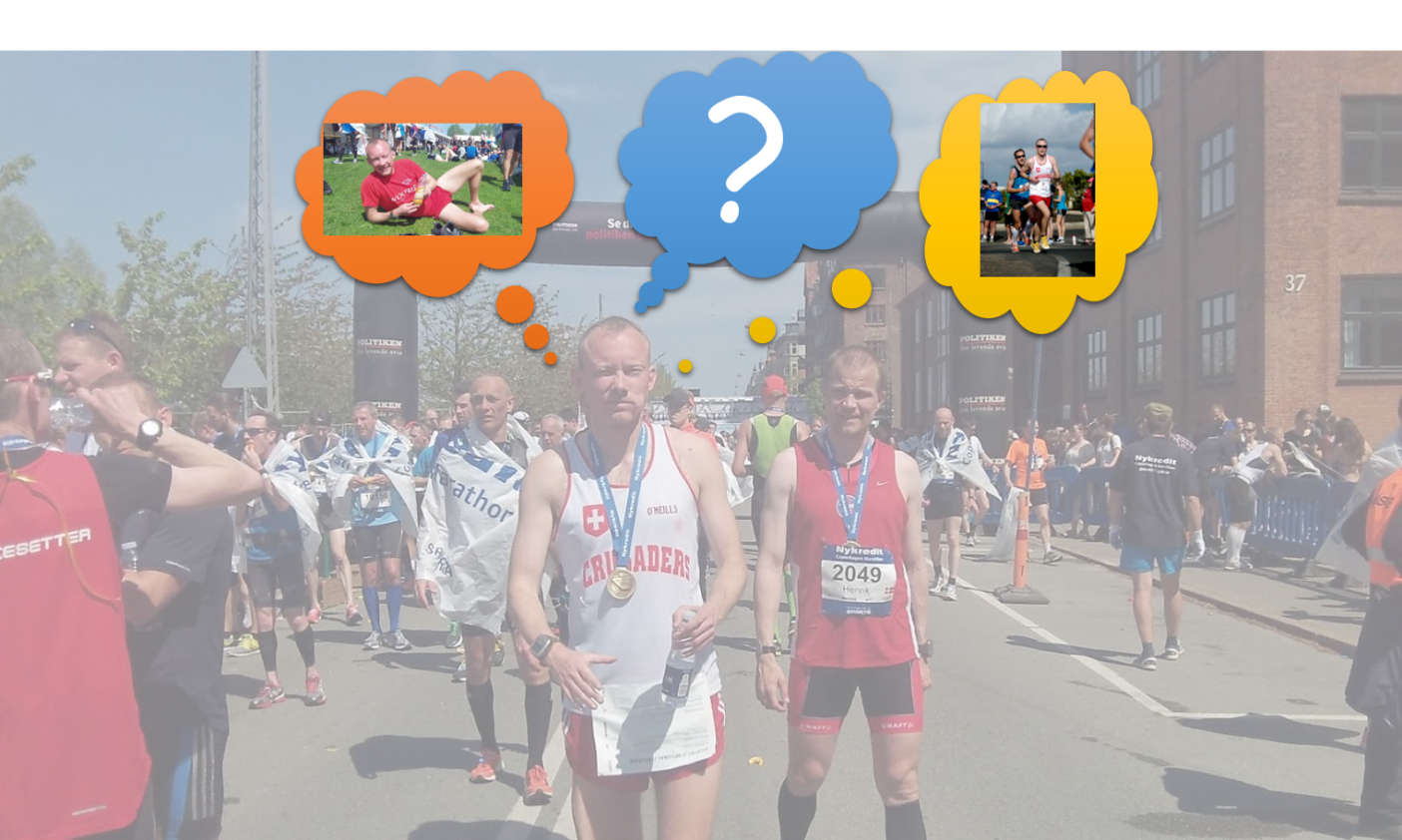 Marathon done – what now?