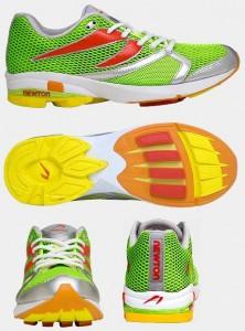 Newton running shoe - a natural design?